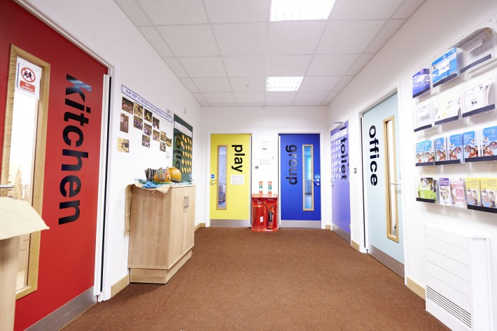 Modular Classroom Uk : Southmead primary school cotaplan