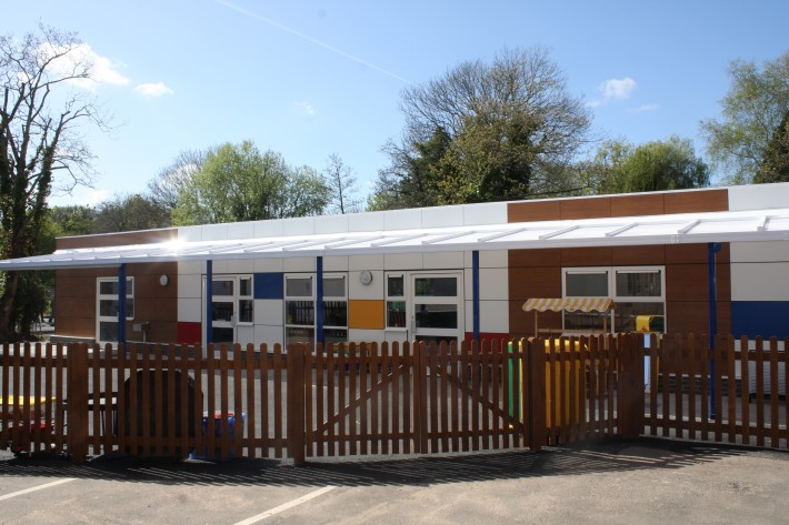 St johns primary school cotaplan for Fixed price house build